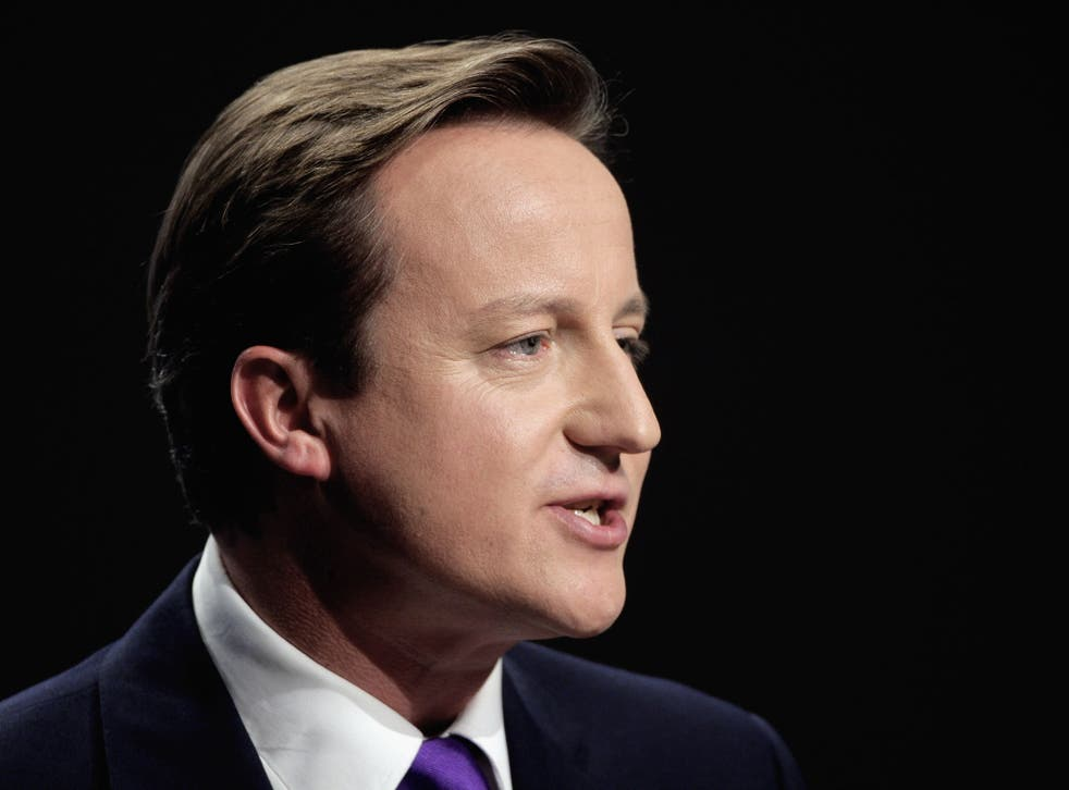 David Cameron will support US plans to impose a no-fly zone over parts of Syria