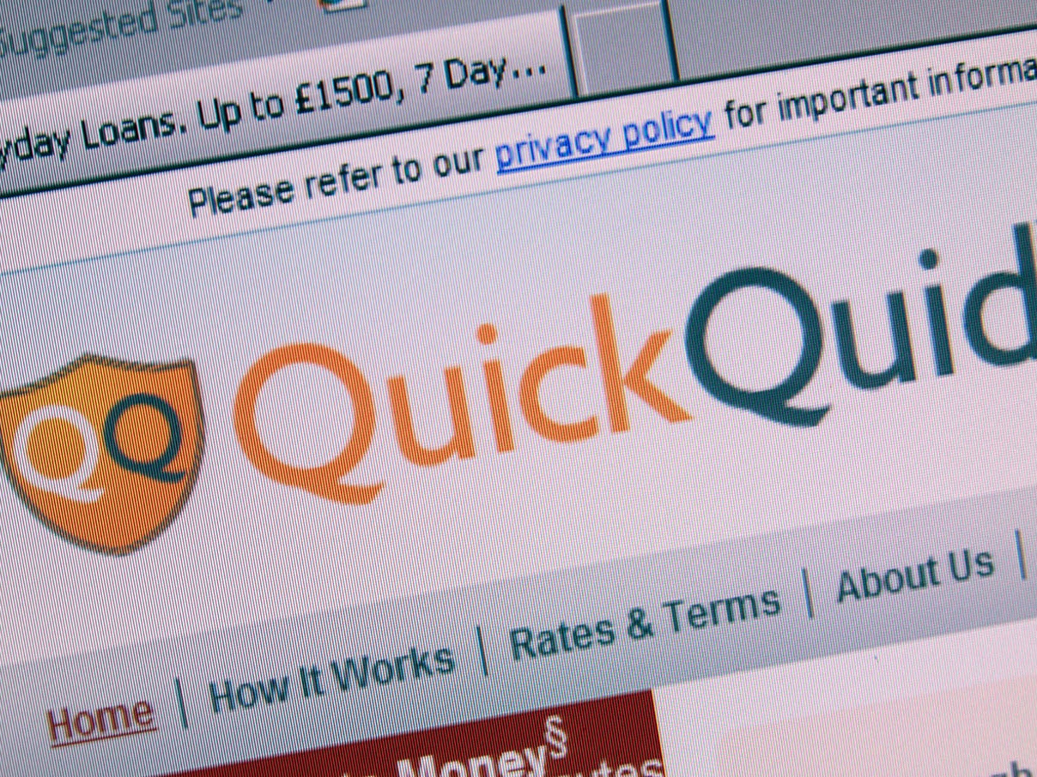 QuickQuid 'on verge of collapse' as payday lender lines up administrators