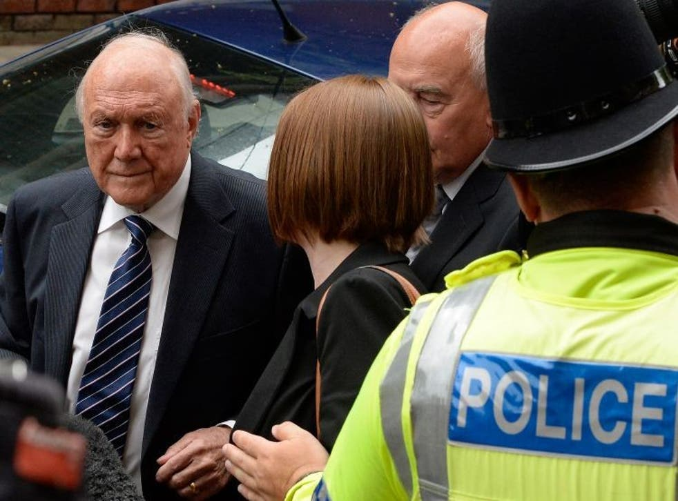 Fresh allegations have been made about disgraced veteran broadcaster Stuart Hall