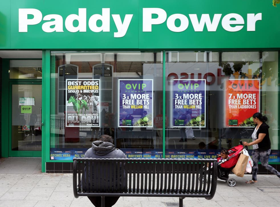 Newham, one of the UK's most deprived areas, has 82 bookmakers