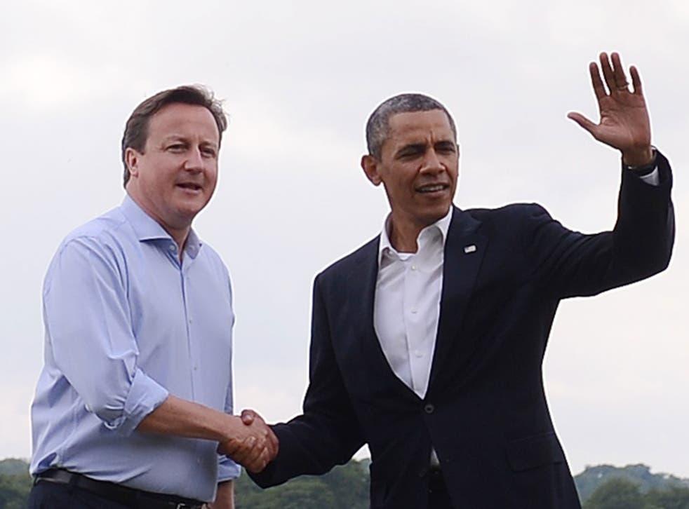 David Cameron launches massive bilateral trade deal between EU and US