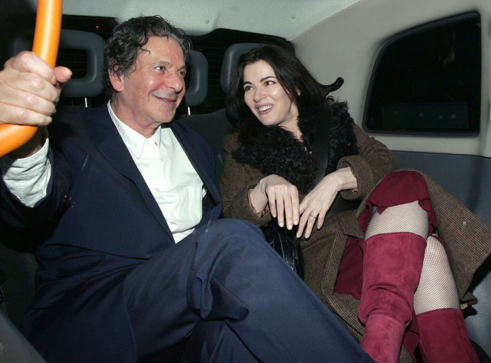 Charles Saatchi is reportedly not afraid to use his daughter as a 'bargaining chip' in war of words with former wife Nigella Lawson