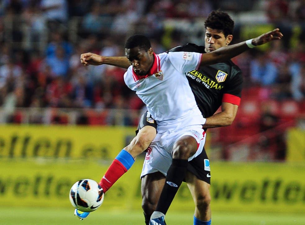Chelsea want to buy midfielder Geoffrey Kondogbia from Seville