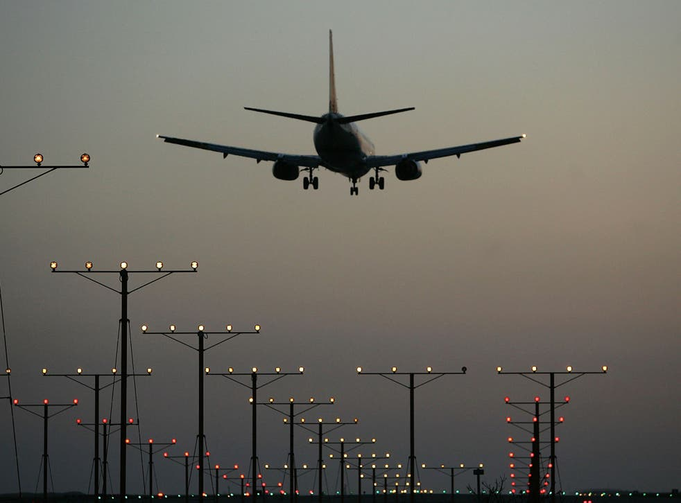 Fares fell for air, sea, rail and road – with the single largest contribution from air transport