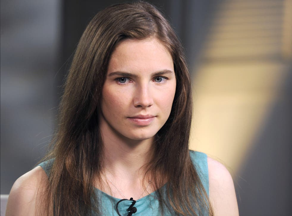 Amanda Knox served two years in prison
