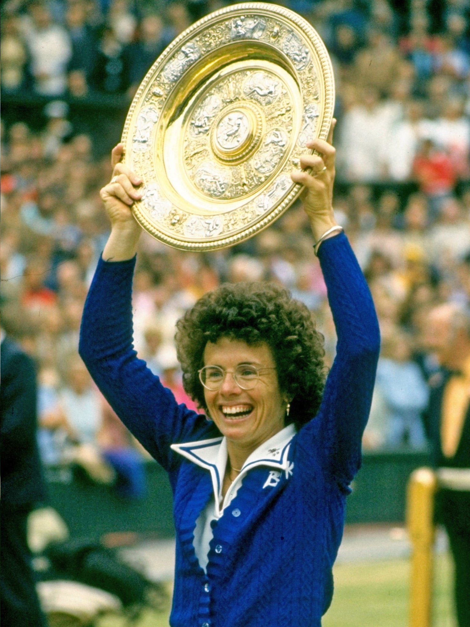 Forty years on how Billie Jean King led the revolution that