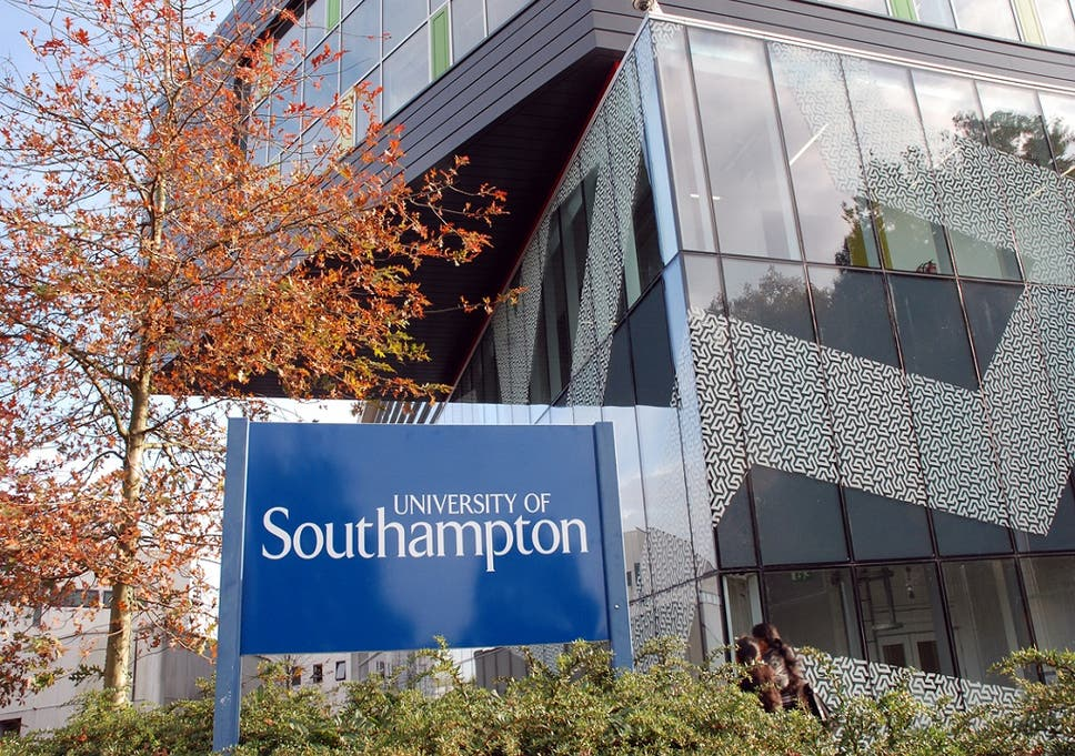 Southampton, University of | The Independent