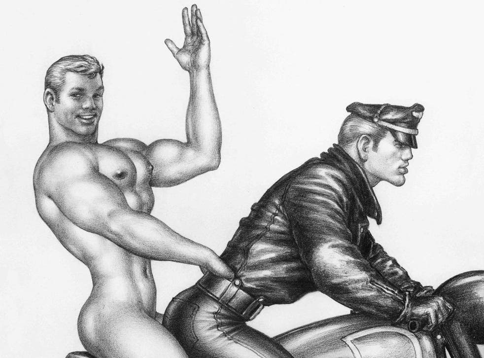 ICA: Keep Your Timber Limber (Works on Paper), Tom of Finland