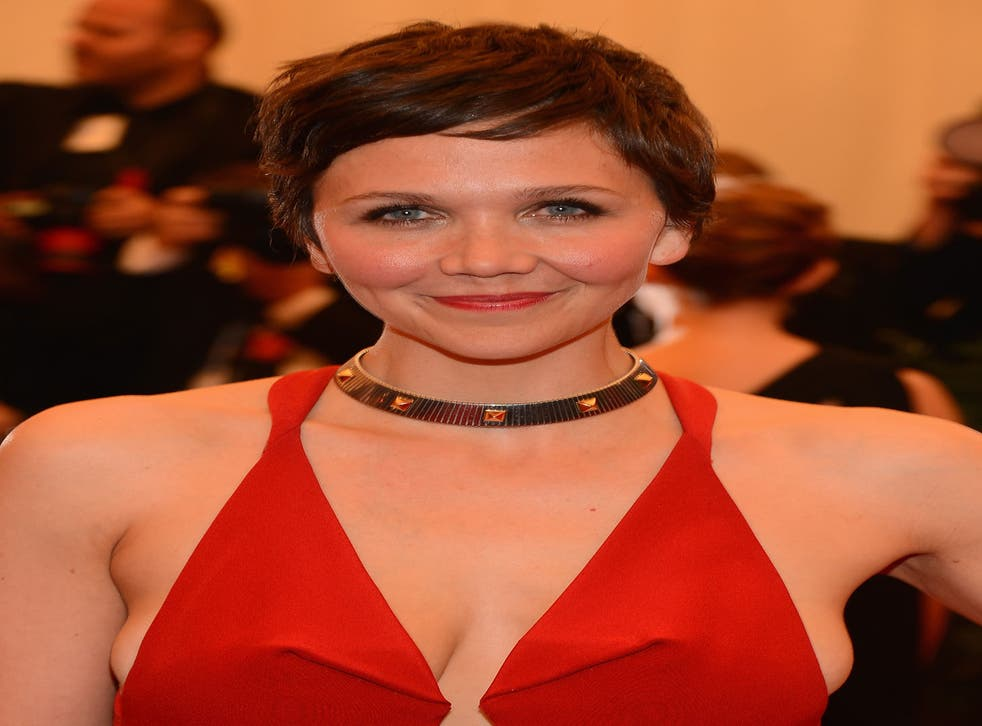 Maggie Gyllenhaal is to star in an off-Broadway play called The Village Bike