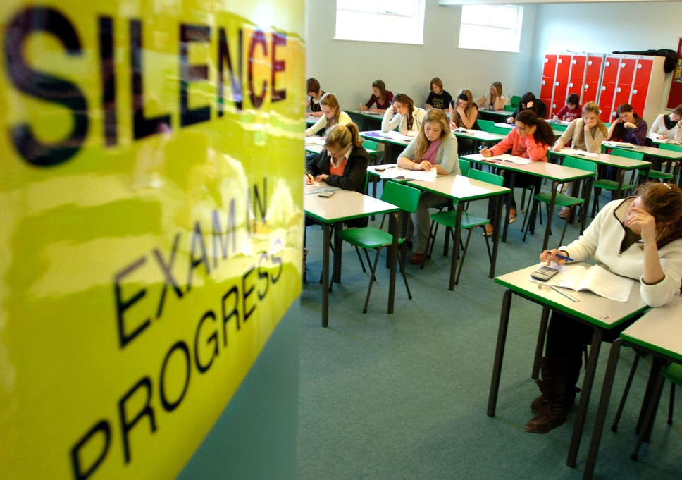 You've failed your exams – and you get an F in cheating