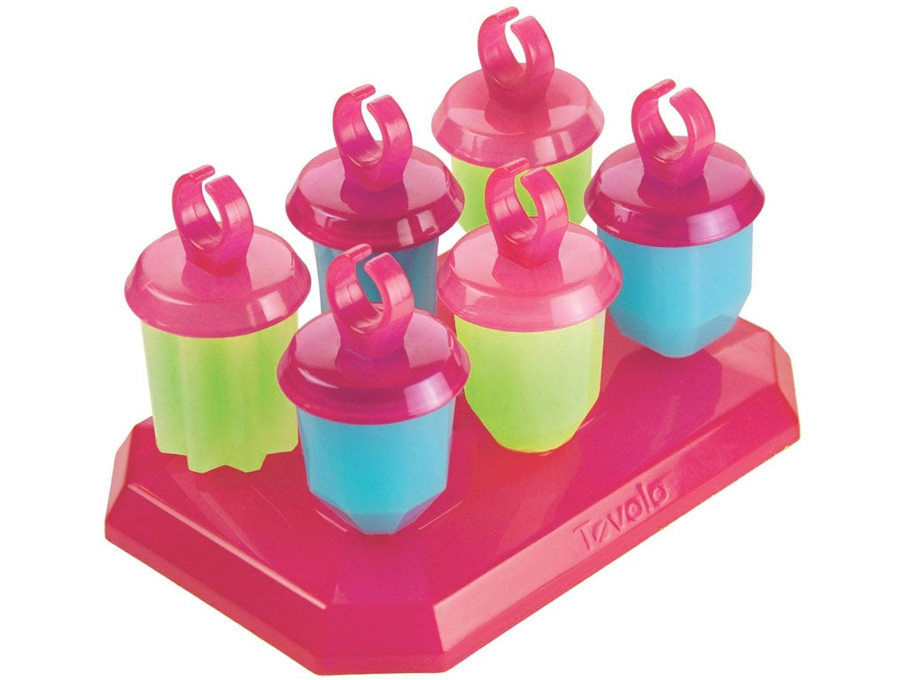 the 10 best ice lolly moulds the independent. Black Bedroom Furniture Sets. Home Design Ideas
