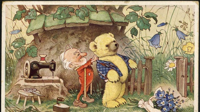 A postcard from Max Lichtwitz to his son Heini dated 5th February 1939