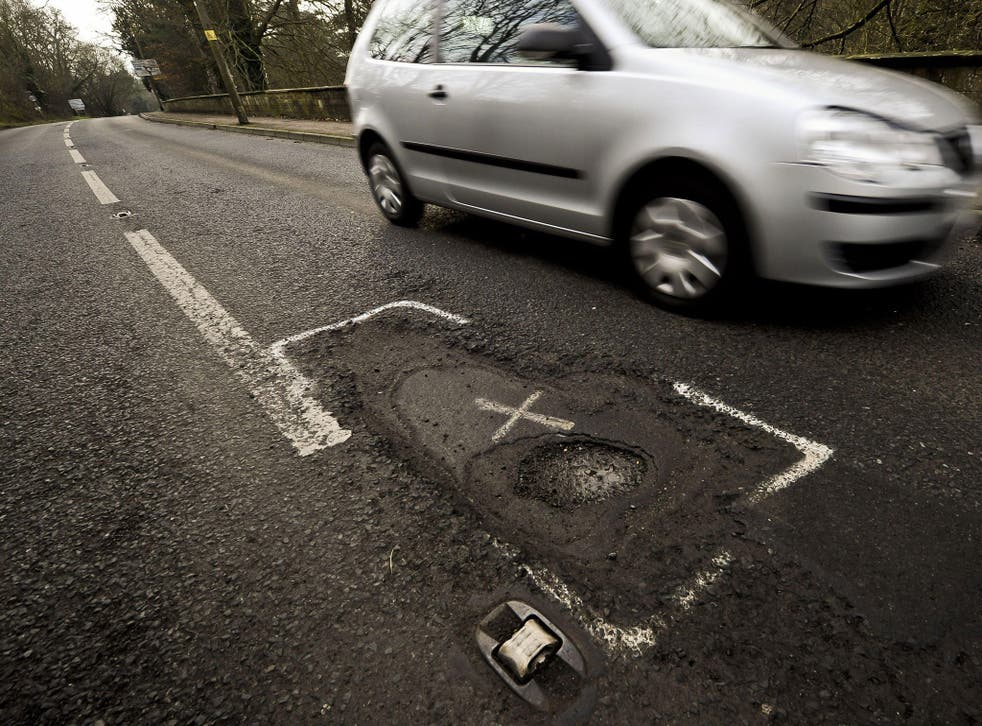 Road maintenance could be affected by the cuts