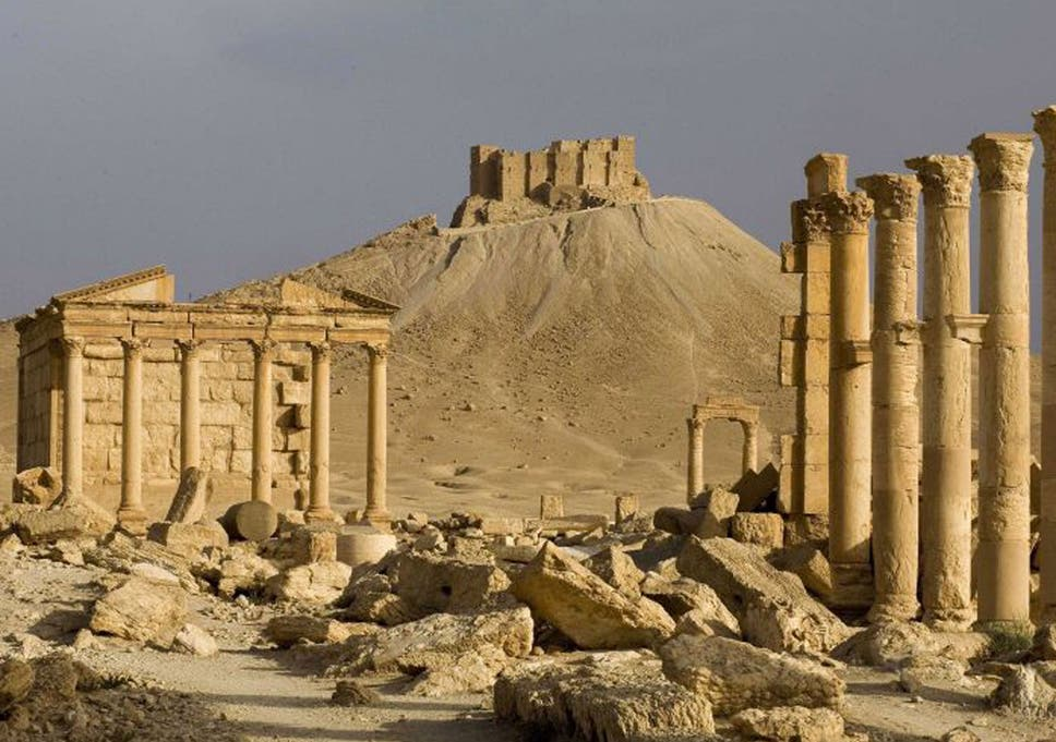 Syria's lost treasure: How the civil war is ruining the country's
