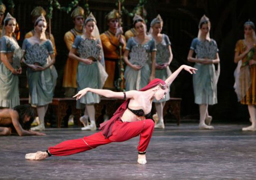 Heads Up: Bolshoi Ballet at London's Royal Opera House | The Independent