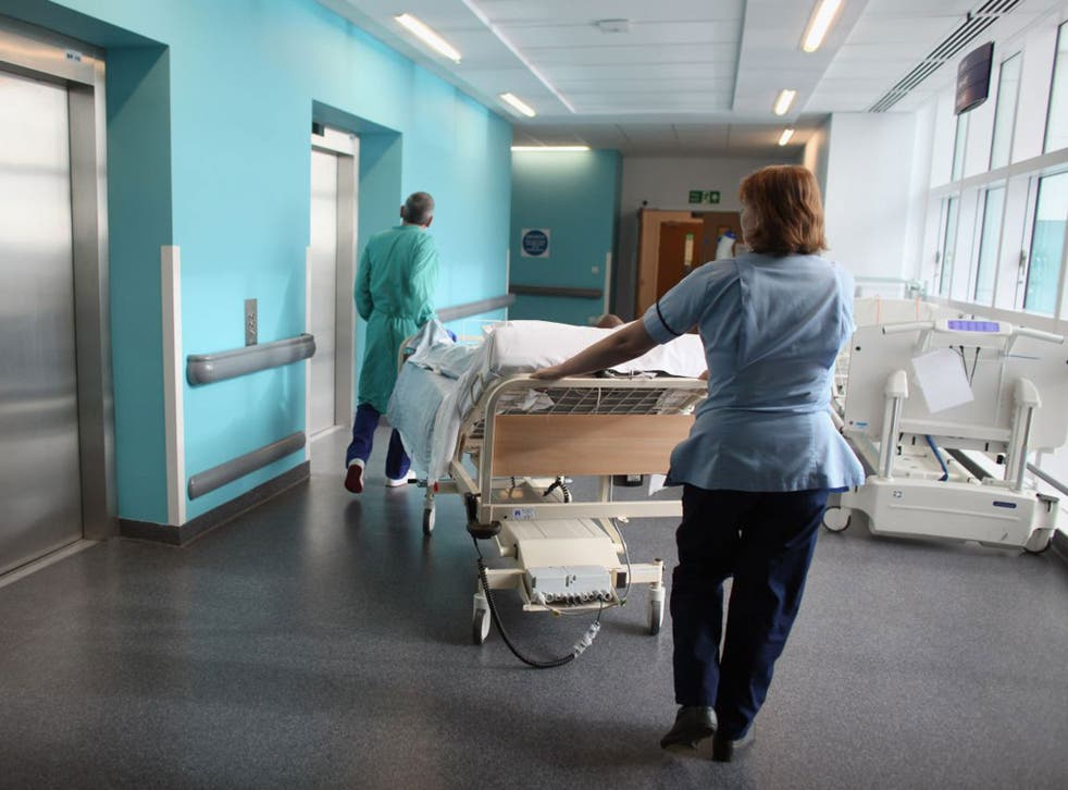 Patients expect to be in safe hands when they go to hospital