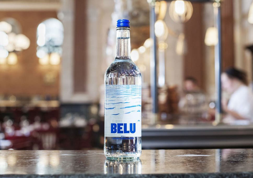 Ethical water, Belu, bound for Parliament | The Independent