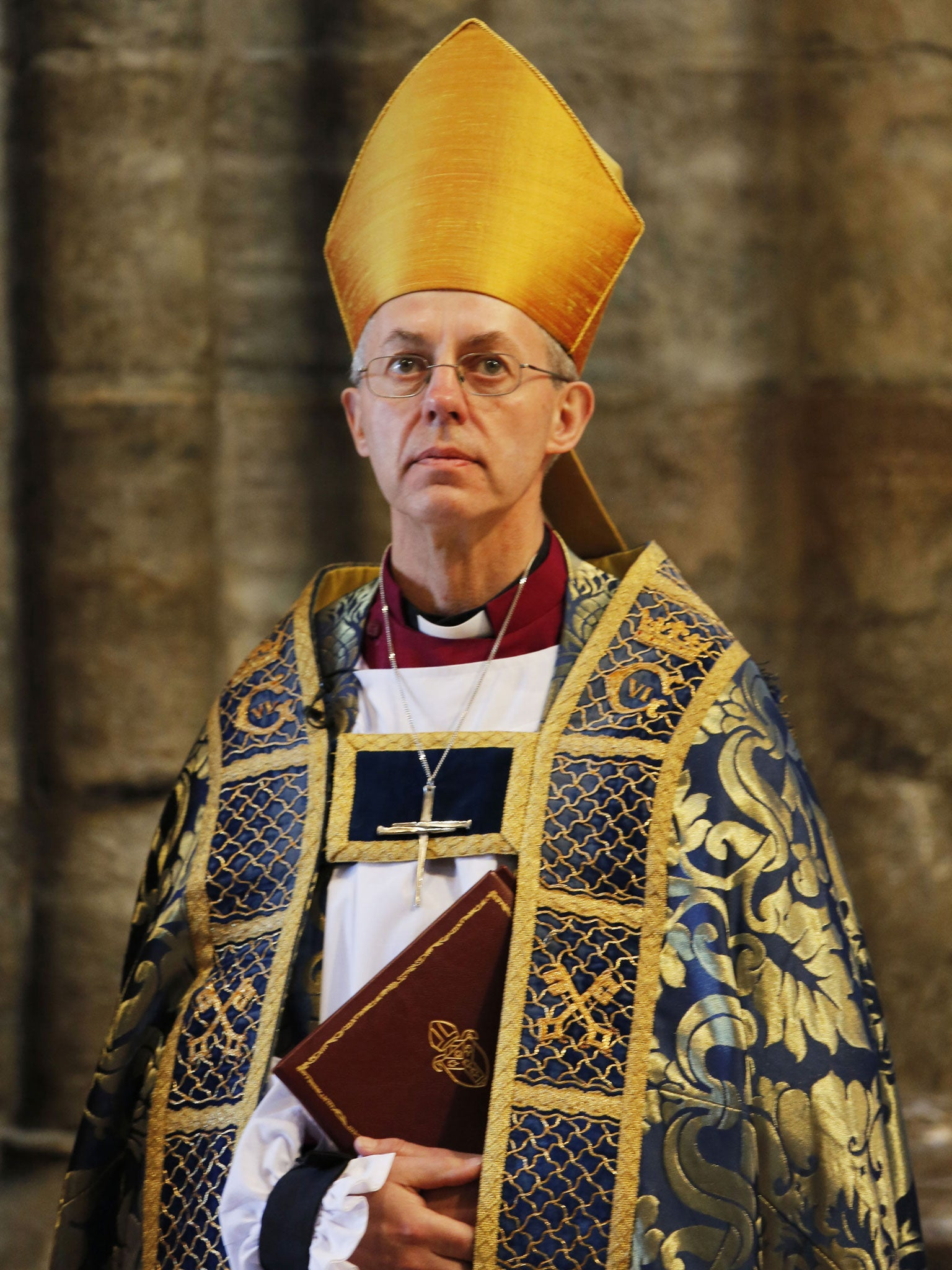 Image result for Justin Welby, photos
