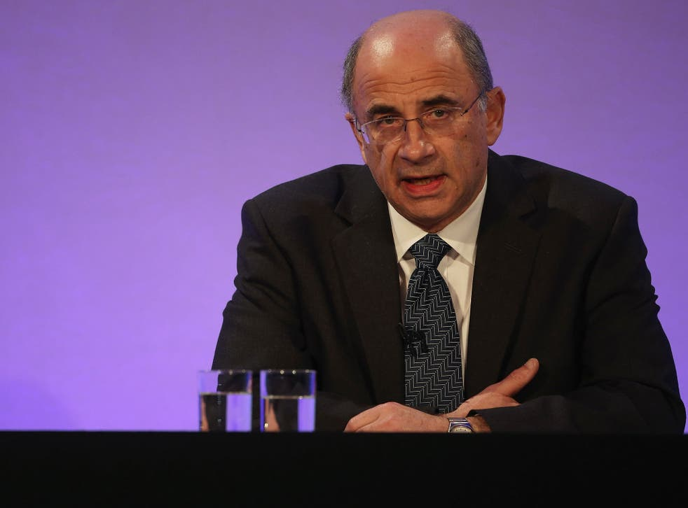 Lord Justice Leveson was sent a confidential report on the practice