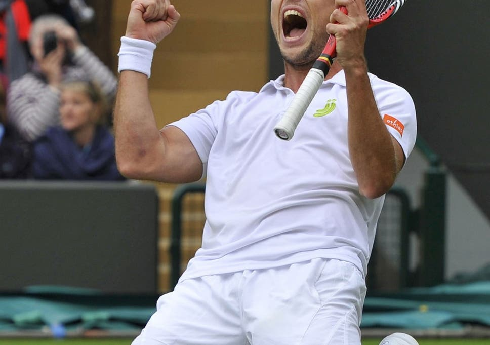 Wimbledon 2013 Even The Family Of Steve Darcis The Man Who Stunned Rafael Nadal Are Shocked By The Result The Independent