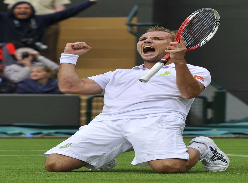 Wimbledon 2013 Even The Family Of Steve Darcis The Man Who Stunned Rafael Nadal Are Shocked By The Result The Independent The Independent