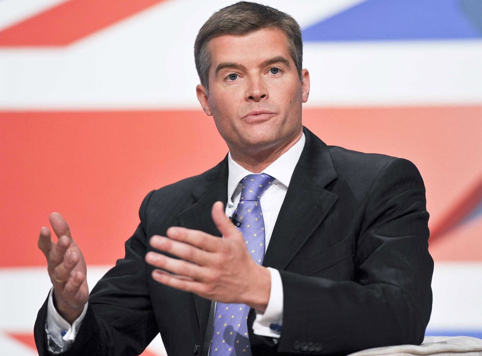 Mark Harper, Conservative MP for the Forest of Dean