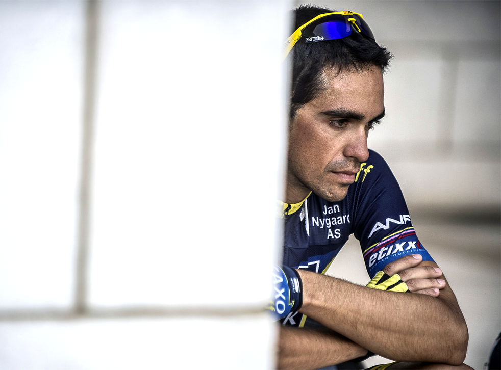 Alberto Contador expects Chris Froome to be his main challenger in the Tour de France