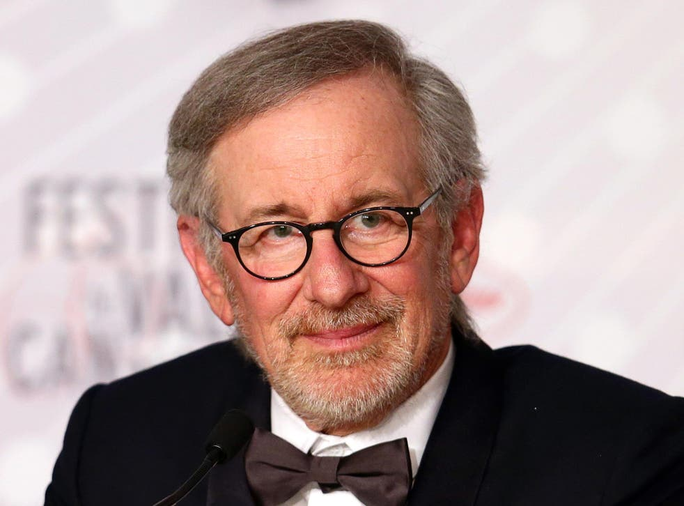 Director Steven Spielberg was third on Forbes' 2014 list of the Top 100 Most Powerful Celebrities