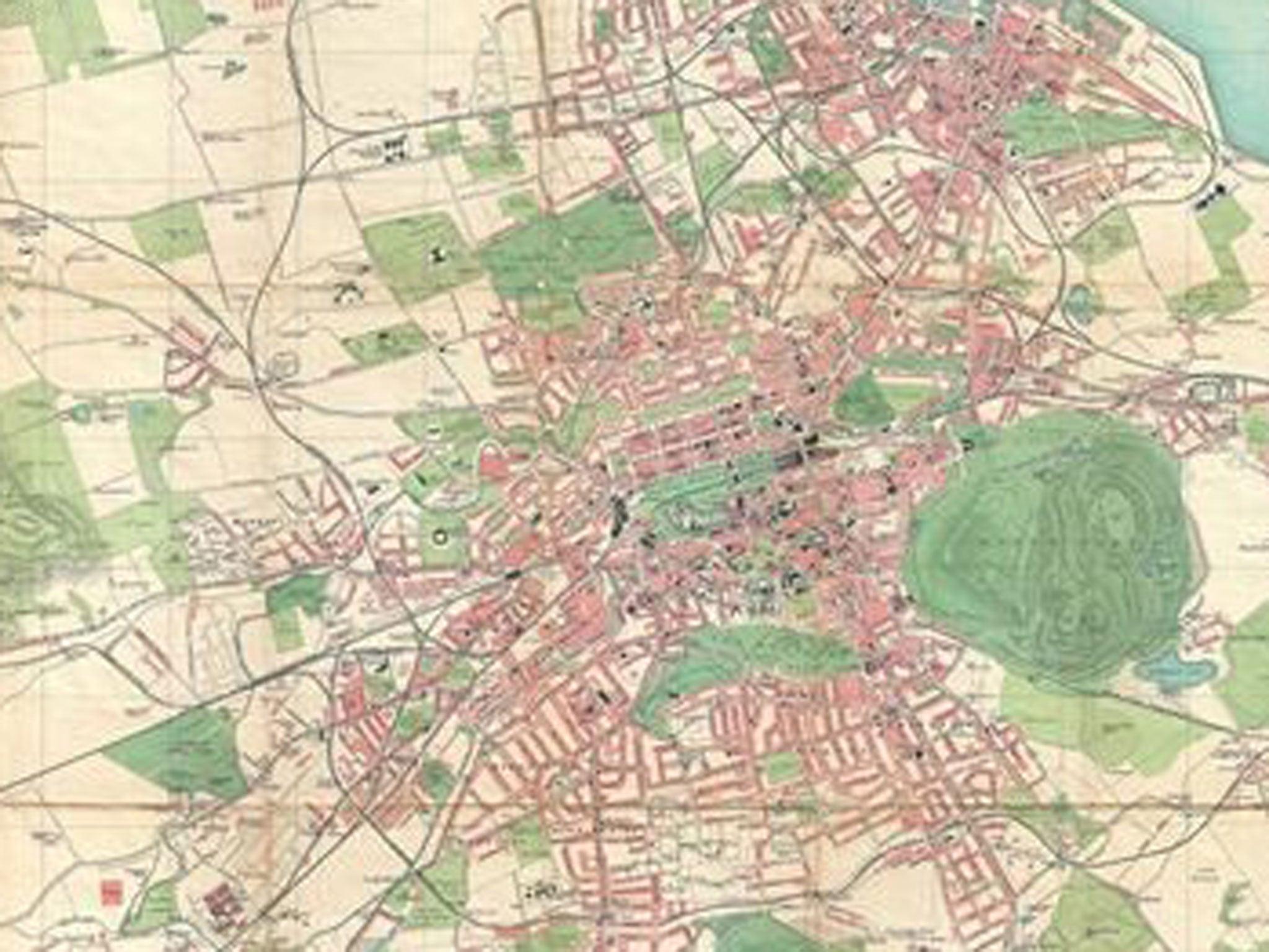 Mapbox Sidebar