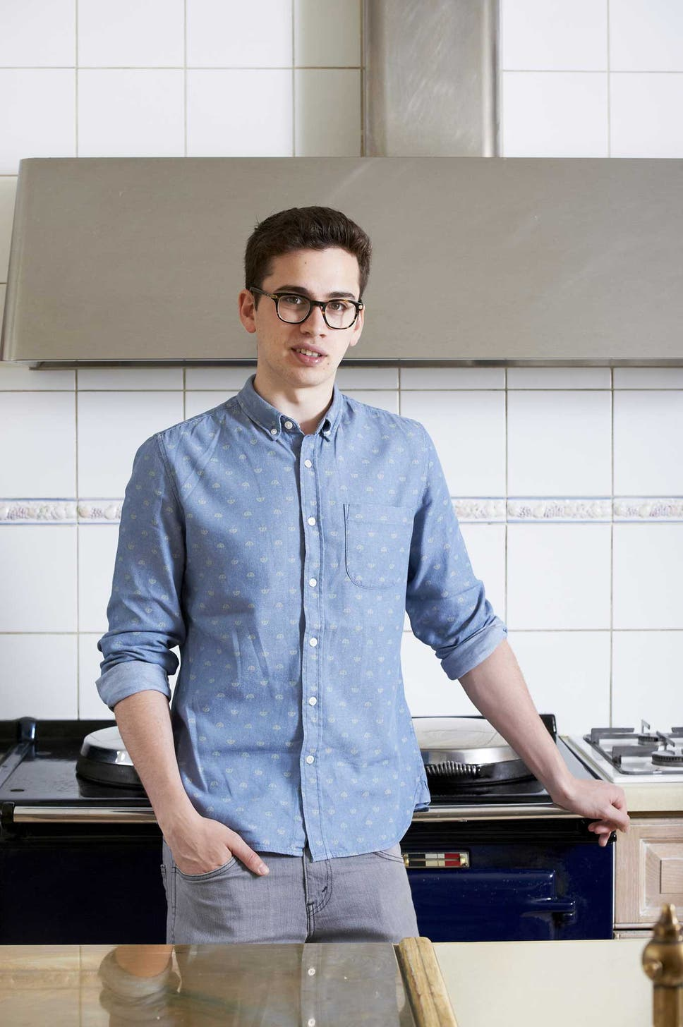 The Conversation: Sam Stern, cookery writer | The Independent