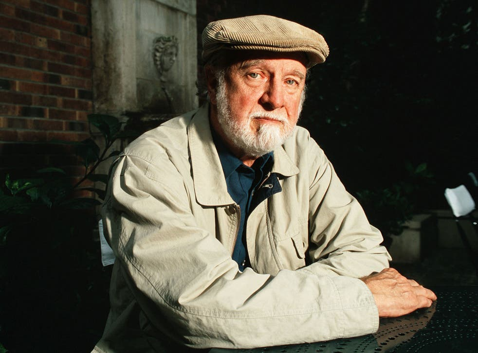 Matheson in 2000: his writing career began at the age of eight
