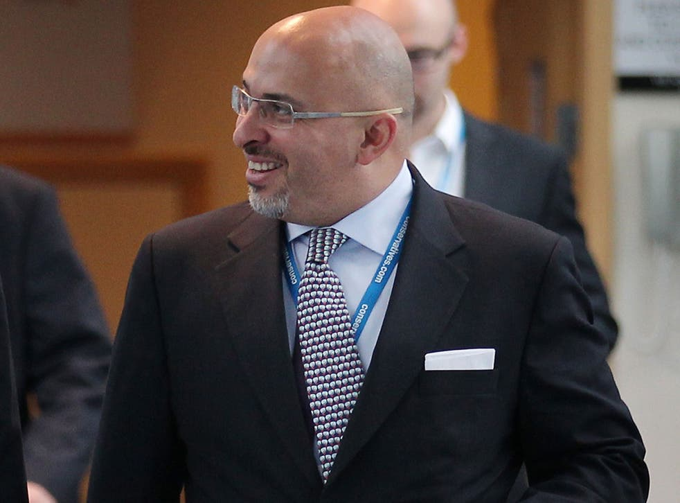 Nadhim Zahawi said he was 'mortified' to discover the expenses for heating his second home were incorrectly claimed