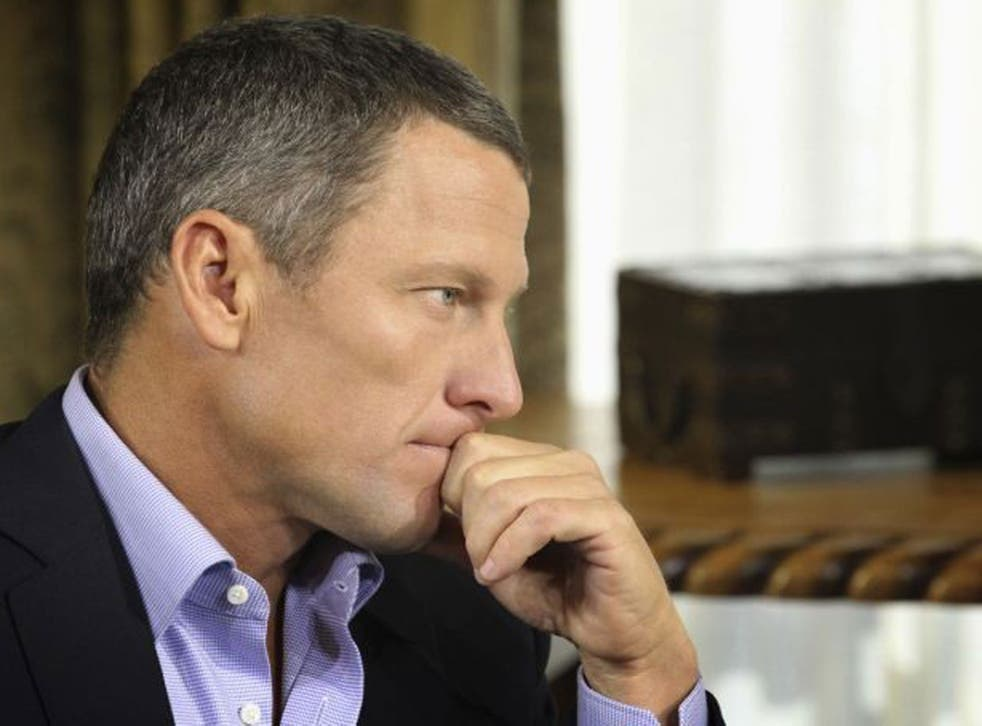 Lance Armstrong has reached a settlement with The Sunday Times