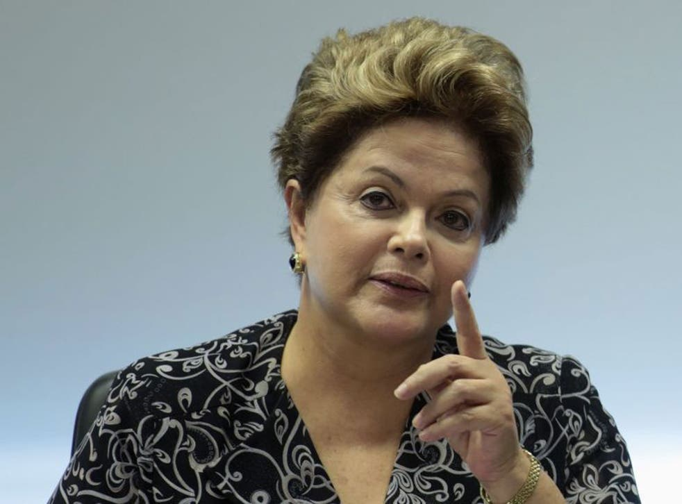 Dilma Vana Rousseff is a Brazilian economist and politician currently serving as the 36th President of Brazil. She is the first woman to hold the office