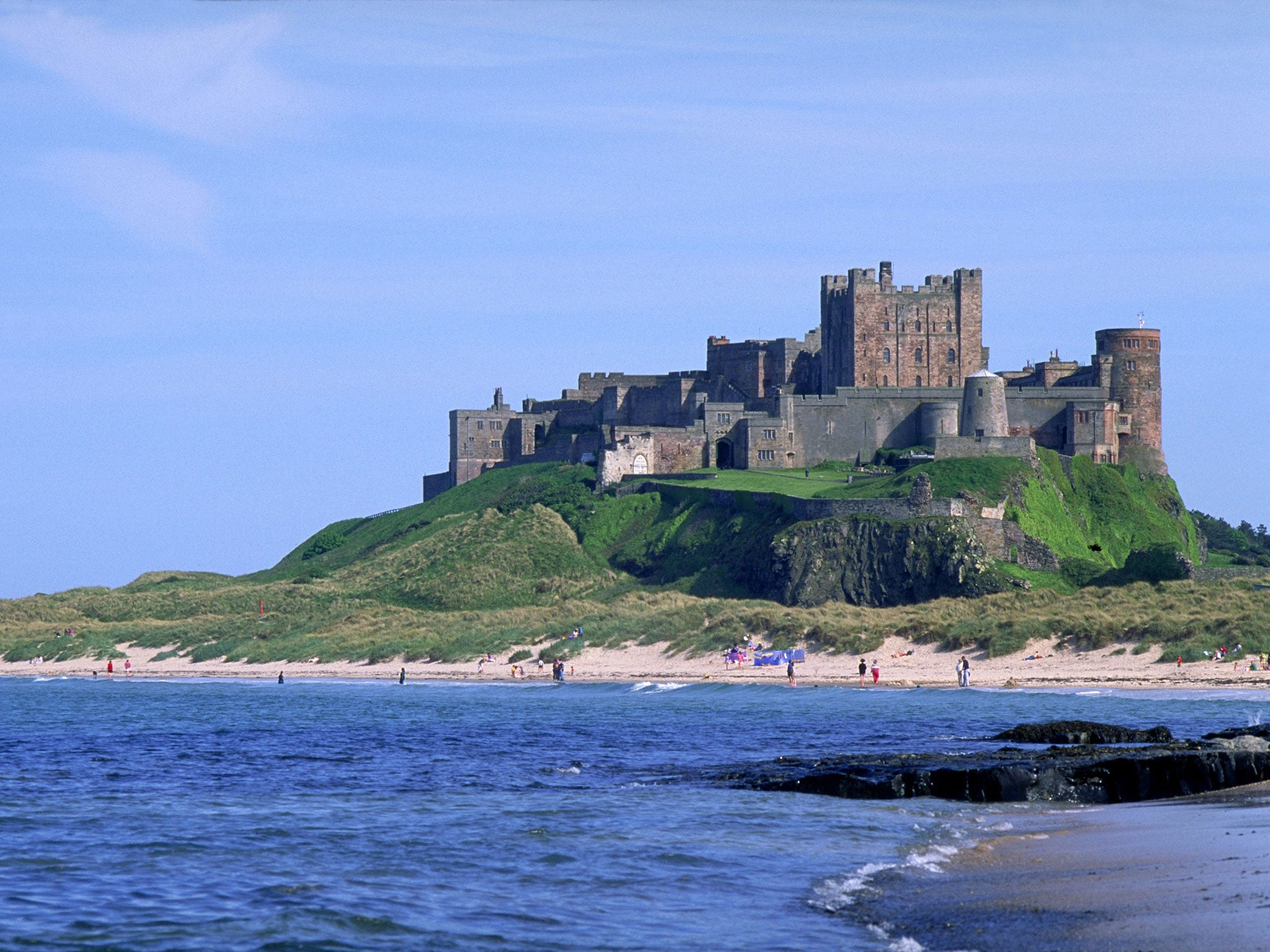 Walk of the Month: Bamburgh, Northumberland - a thousand tales lurk
