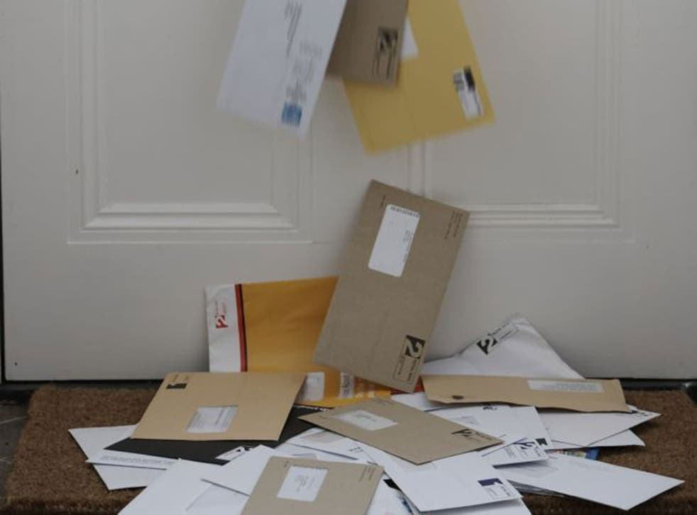 Debt collection companies can be persistent