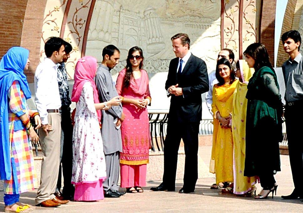 David Cameron defends controversial Kazakhstan trip with