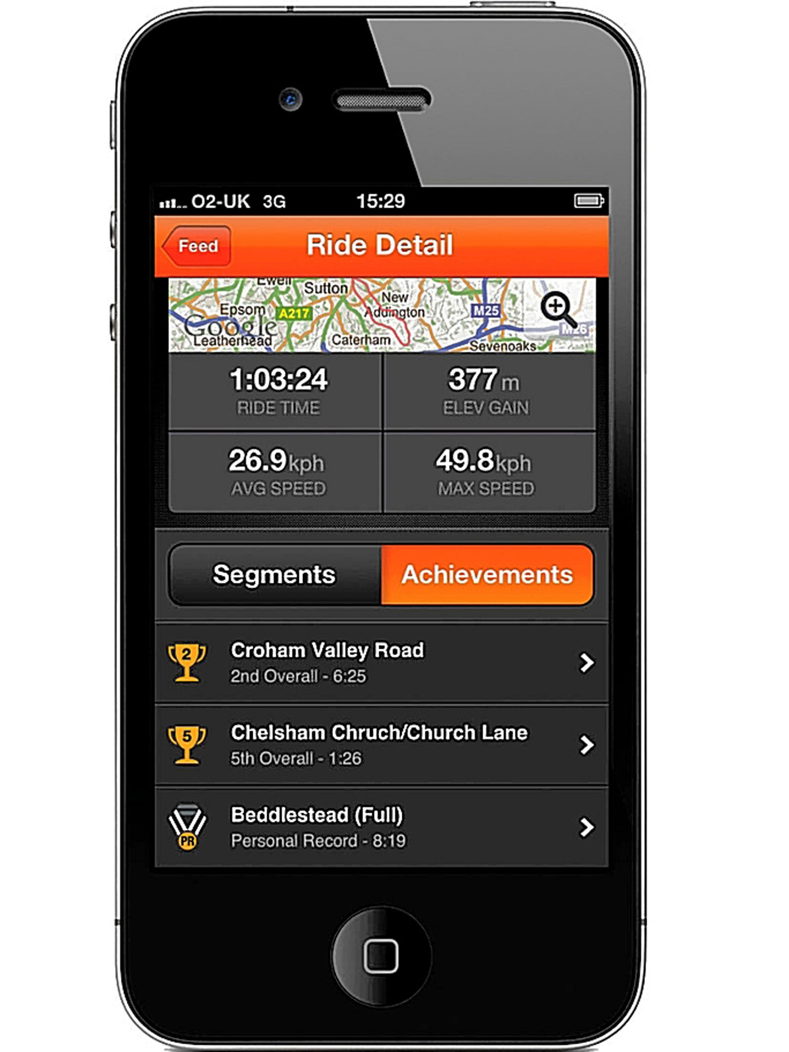 Can cycling app Strava change the way we ride? | The Independent