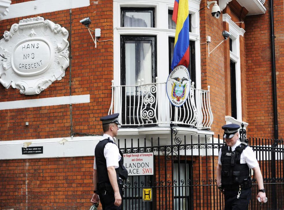 The Ecuadorean Embassy will reveal on Wednesday who controls a hidden microphone discovered there