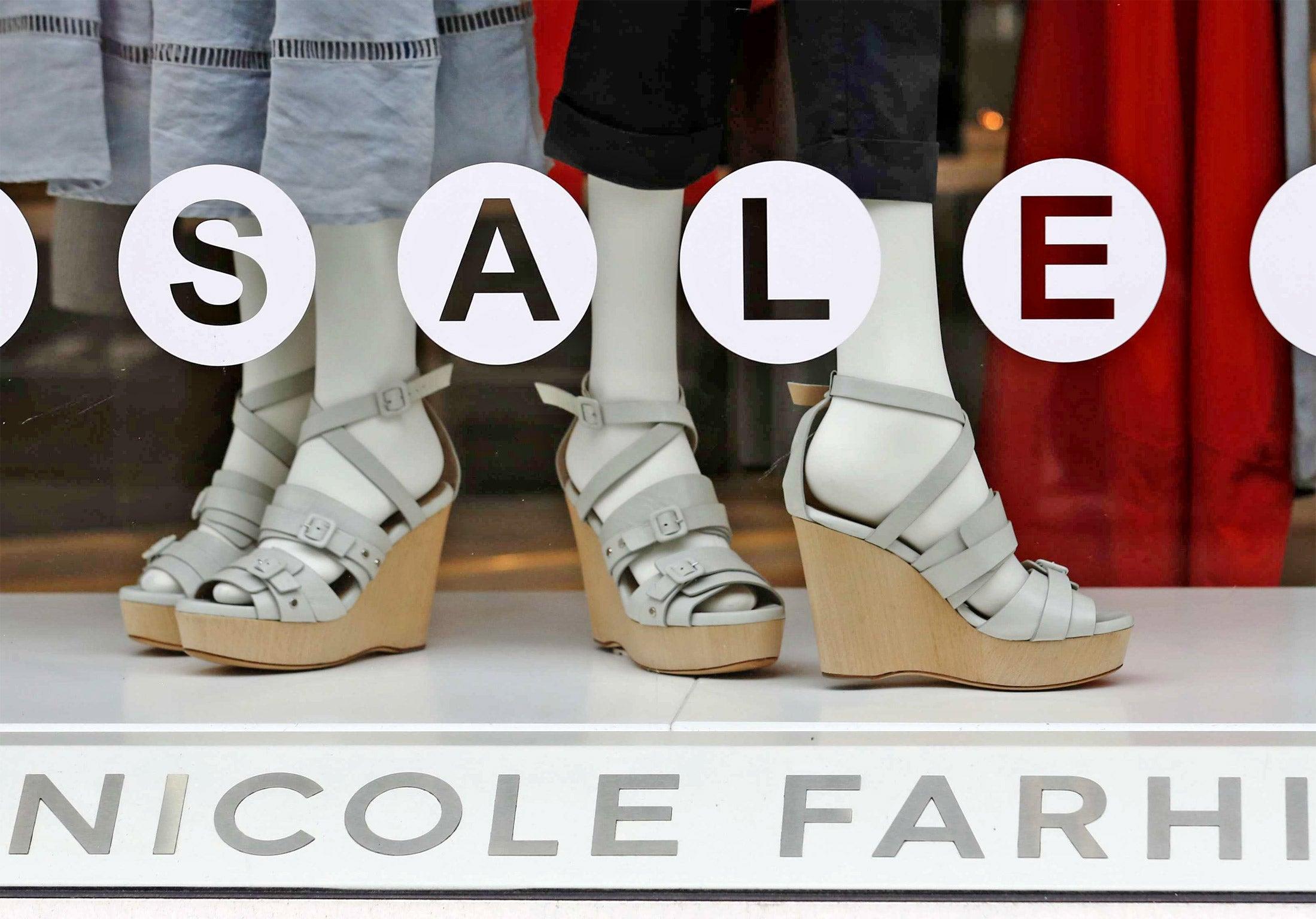 531411d0ba British fashion brand Nicole Farhi enters administration - but is.