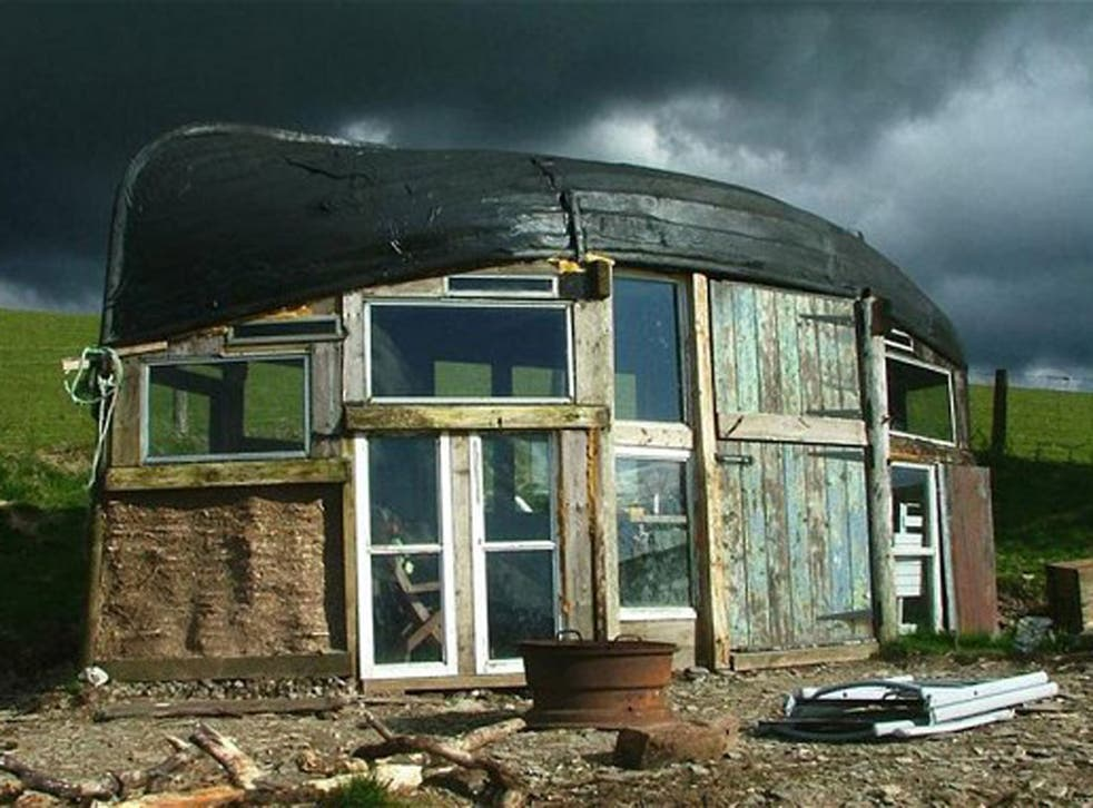 Shed of the Year 2013 winner