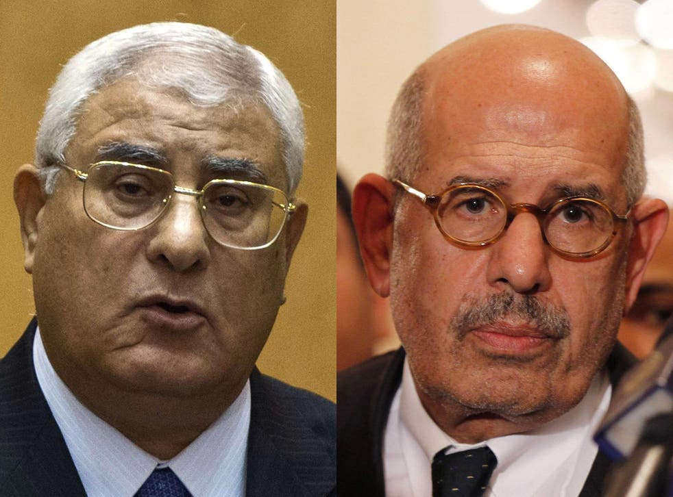Adly Mansour, Egypt's interim President; Mohamed ElBaradei is now expected to take the role of Prime Minister