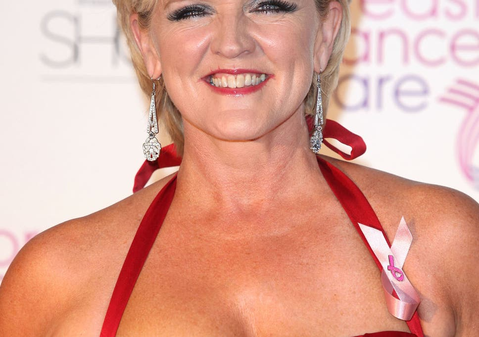 Bernie Nolan, lead singer of The Nolans and star of