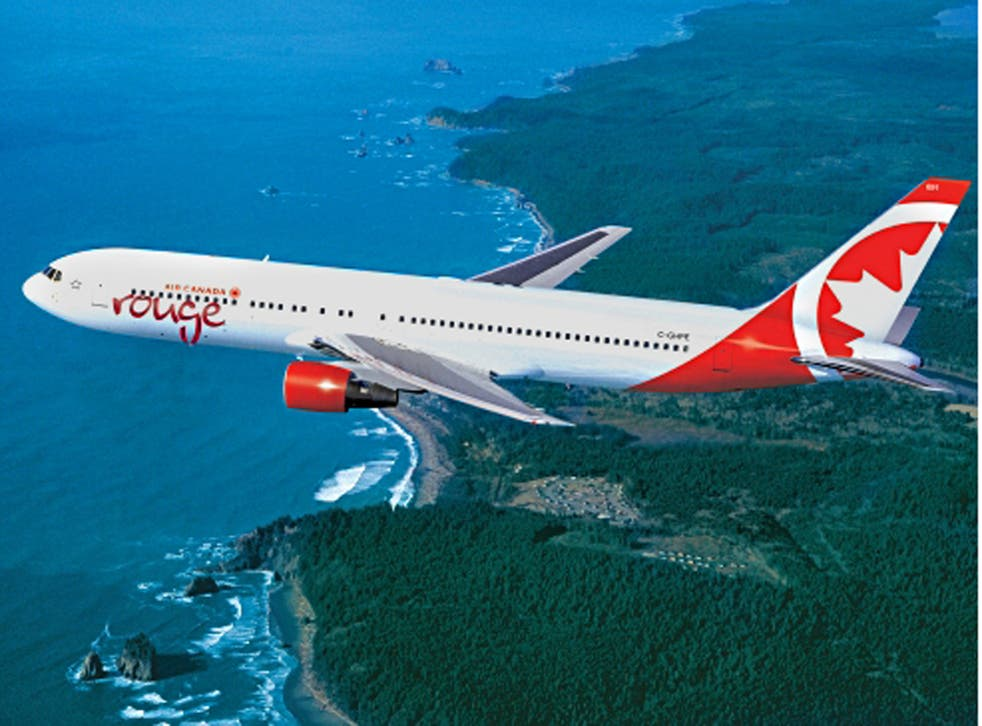 Rouge awakening: a new airline touches down in the UK