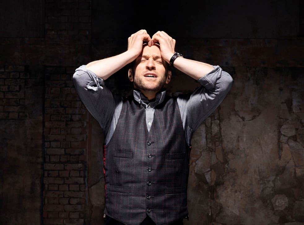 All in the  mind games: Derren Brown