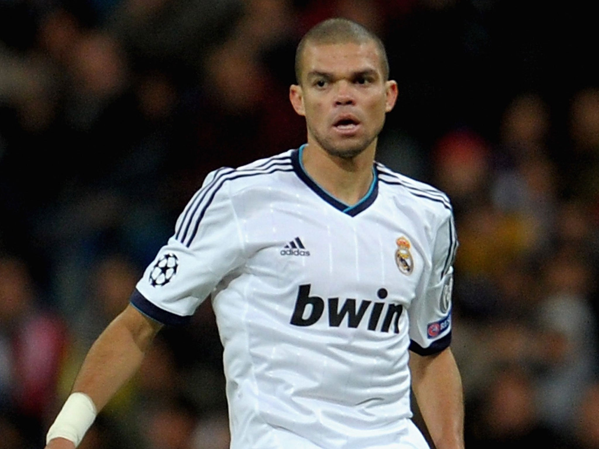 manchester city target real madrid defender pepe to help