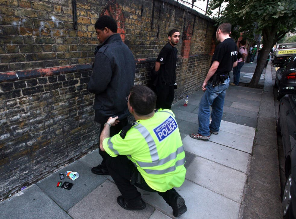 A quarter of stop-and-search checks are unlawful, a report has found