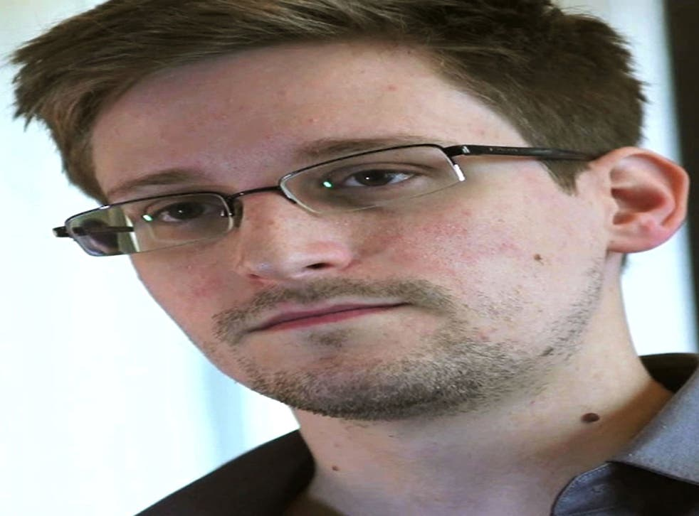 The fugitive US whistleblower Edward Snowden alleged yesterday that the National Security Agency was 'in bed together' with German intelligence