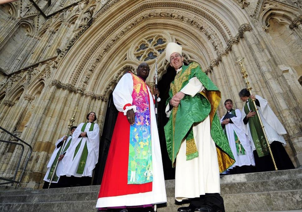 Church of England issues 'unreserved' apologies to victims