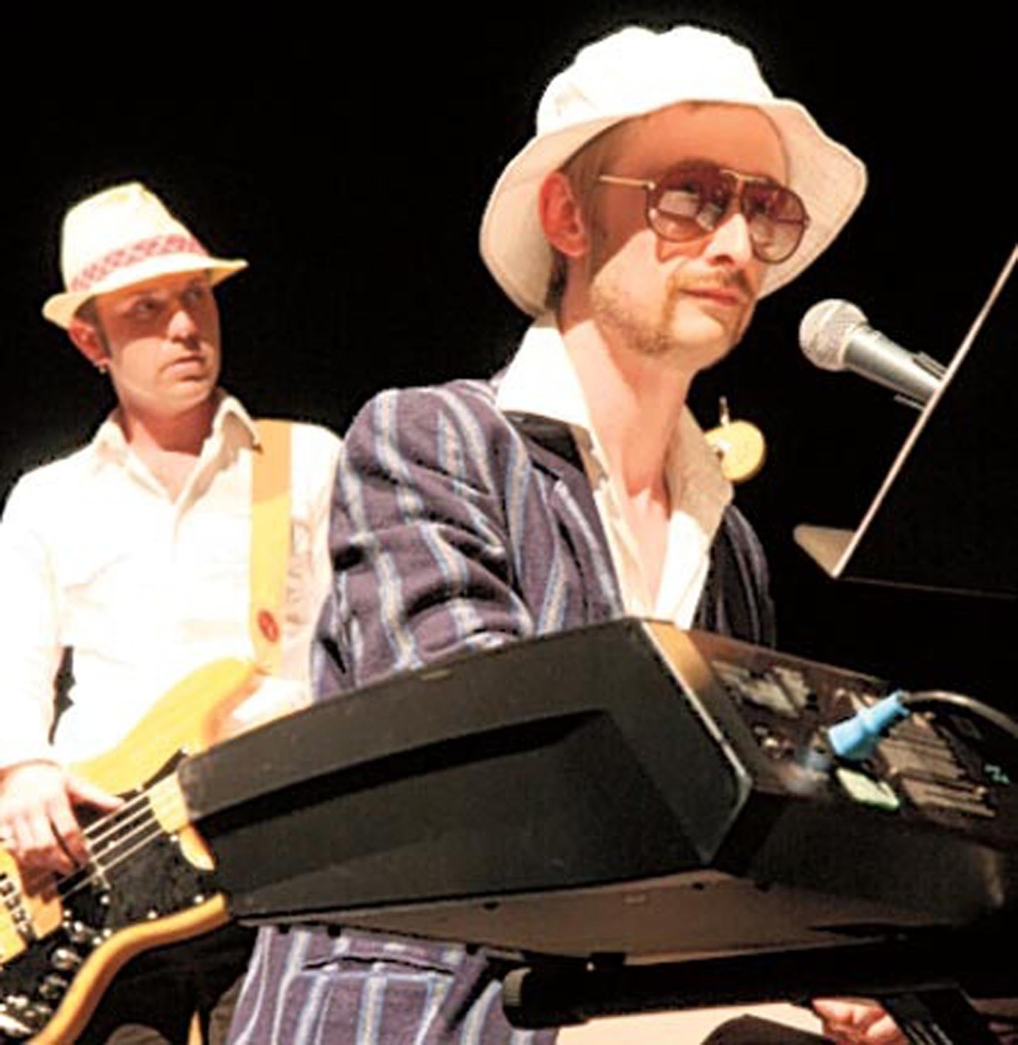 Gig Review The Duckworth Lewis Method Lord S Cricket Ground London The Independent